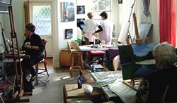 painting tutor wellington